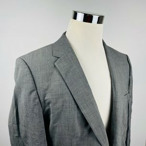 Hugo Boss Mens 42R Awe Holl Sport Coat 100% Wool